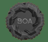 boa knop M