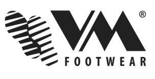 Vm werkschoenen logo